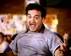 Bluto in Animal House 