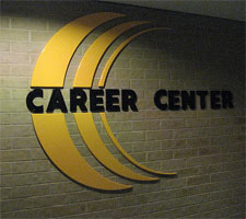Check out Internships at the career center