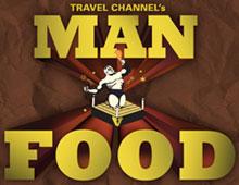 Man v. Food logo