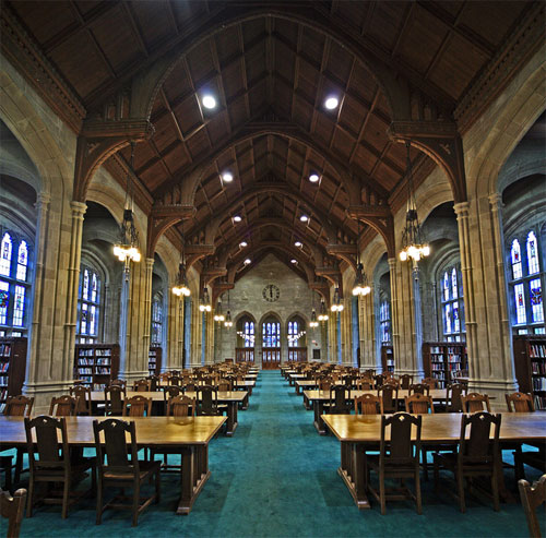 Bapst Library