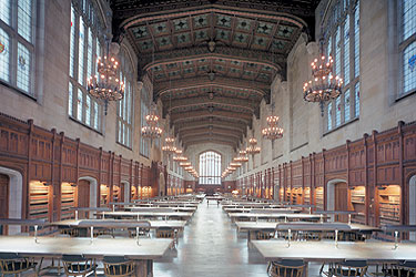 Law Library Reading Room