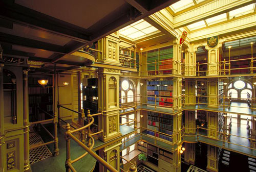 Riggs Library