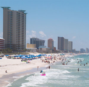 Panama City Beach Spring Break